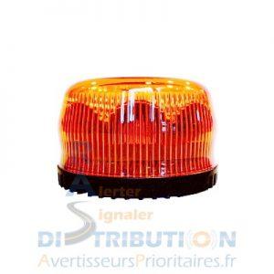 Gyroled orange simple gyrophare orange