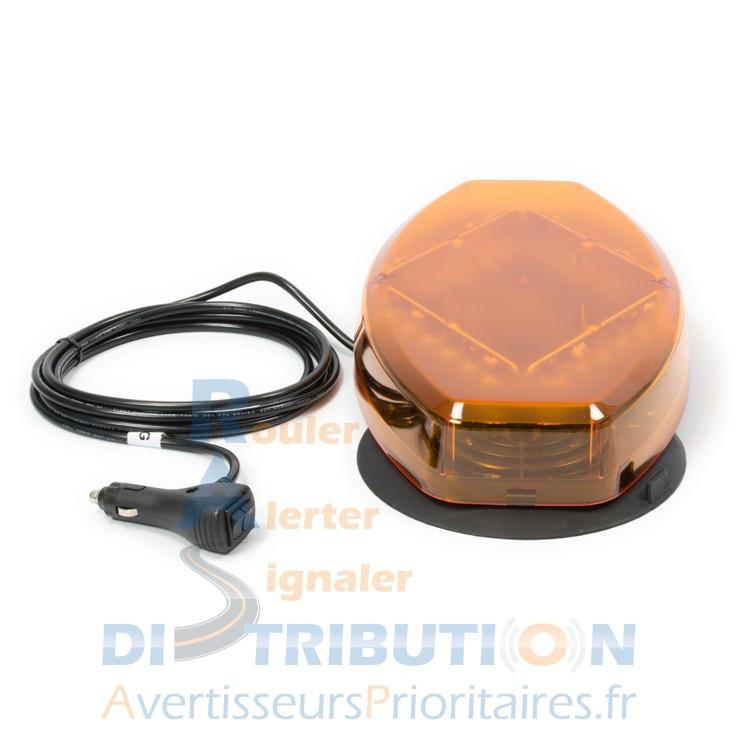 Mini rampe lumineuse diamondback orange led magn tique ou - Rampe lumineuse led cuisine ...