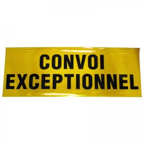 Bandeau convoi exceptionnel prismatique Classe B