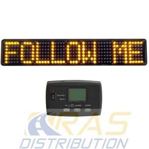 PMV-460 Panneau message variable lumineux à LED
