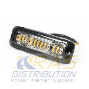 Feu de penetration XT12 feux a LED a eclat flash