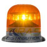 Gyrophare Eurorot LED B ISO orange