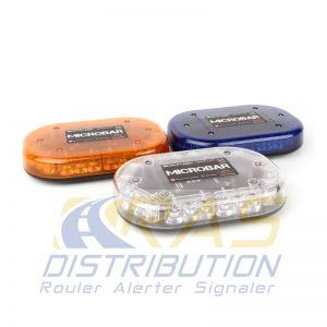 Mini rampe Microbar Bullitt rechargeable magnétique