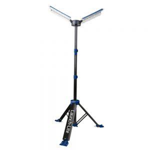 Projecteur LED sur trepied pliable et portatif avec telecommande Launch-Lite