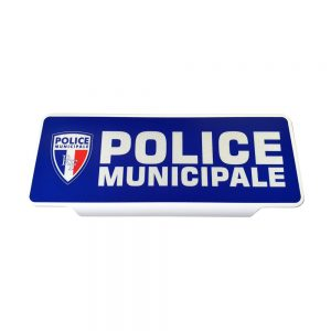 Pare soleil Police Municipale RAS Distribution
